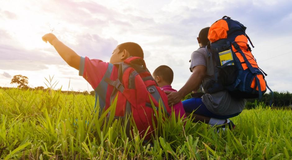 CBOS: uczniowie z 69 proc. gospodarstw domowych wyjechali na wakacje