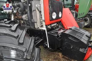 Podejrzenia funkcjonariuszy wzbudziły numery fabryczne i tabliczki znamionowe pojazdów.