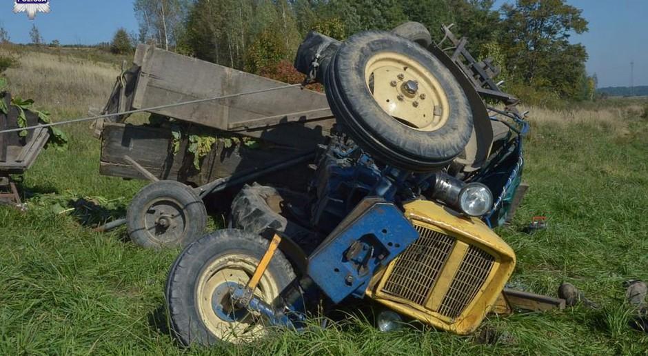 Wypadki w rolnictwie - tego da się uniknąć