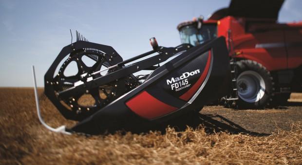 Kanadyjski producent hederów MacDon oficjalnie wchodzi na europejskie rynki