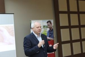 Jerzy Wierzbicki, prezes PZPBM