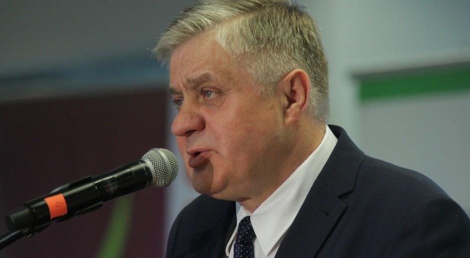 Jurgiel: Rząd PiS obniżył wiek emerytalny również dla rolników