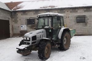 Jak zadbać o maszyny w okresie zimowym?