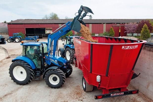 Jaki traktor do ładowacza?