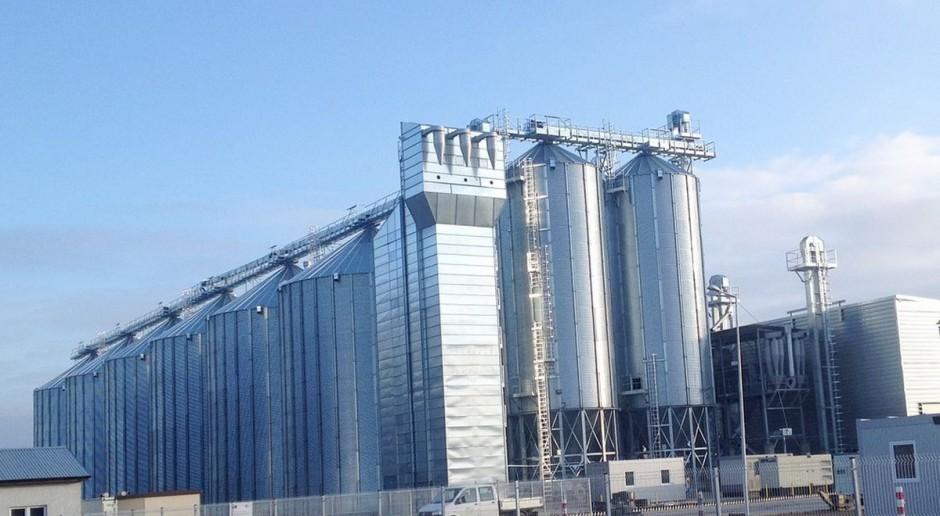 Feerum rozbudowuje kompleks silosów w Mariankach