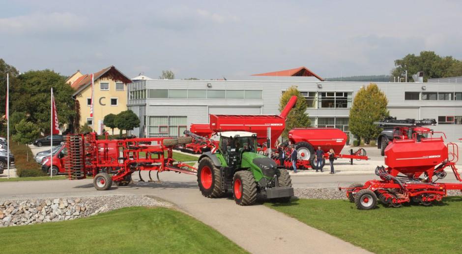 Horsch inwestuje miliony euro w rozwój firmy