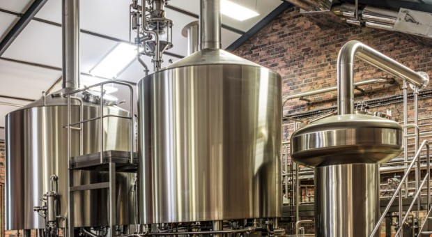 Browar z Olsztyna z powodu koronawirusa zmienił proces technologiczny produkcji piwa