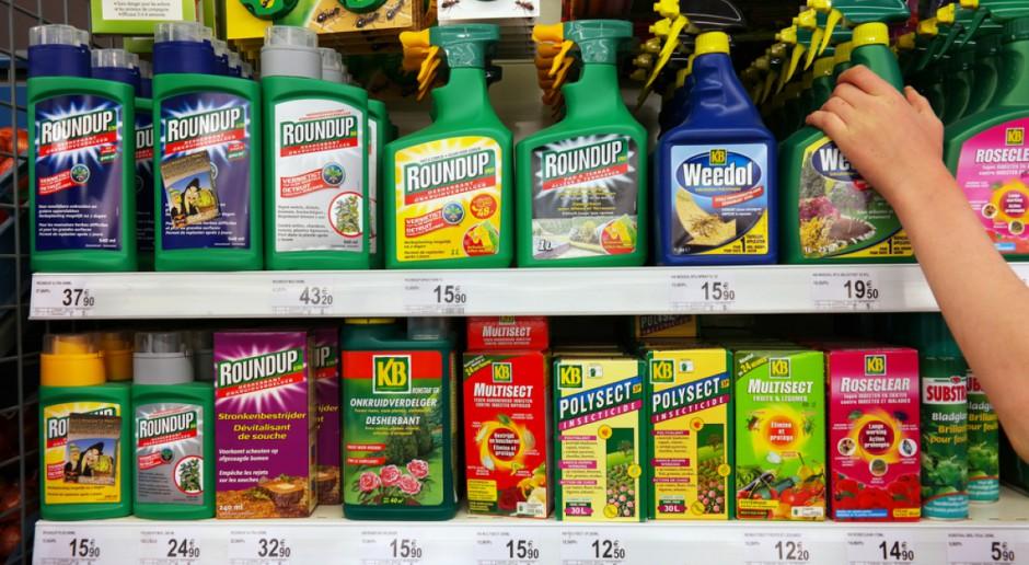 Usuwanie chwastów i zbędnych roślin uprawnych