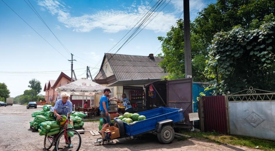 Ukraina: Spadek spożycia żywności