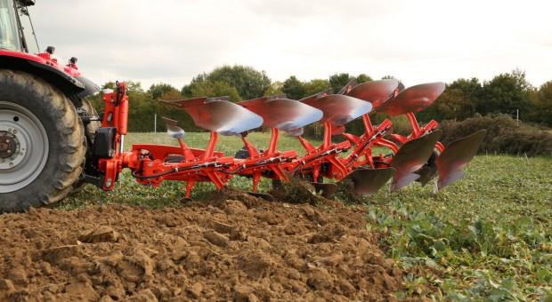 Kuhn Smart Ploughing automatycznie podniesie korpus pługa
