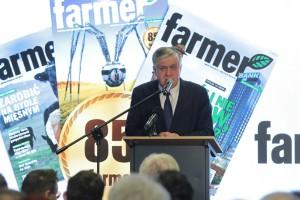 Minister rolnictwa Krzysztof Jurgiel otworzy V edycję konferencji Narodowe Wyzwania w Rolnictwie