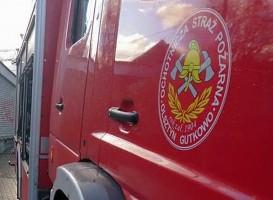 Kradł paliwo z wozu gaśniczego OSP