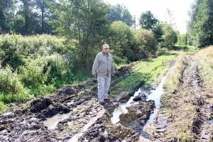 Tory bez przejazdów - rolnicy bez gospodarstw