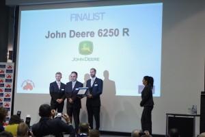 Finalista w kategorii ciągnika roku fot. GS