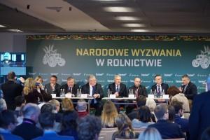 Dyskutujemy o Narodowych Wyzwaniach w Rolnictwie