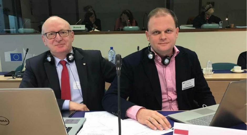 KRD-IG oficjalnym reprezentantem Polski na spotkaniu Grupy Prognostycznej KE