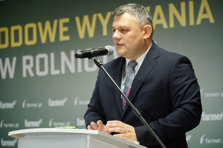 Redaktor naczelny portalu farmer.pl i miesięcznika