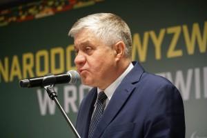 Minister rolnictwa Krzysztof Jurgiel otworzył konferencję Narodowe Wyzwania w Rolnictwie