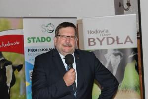 Prof. Włodzimierz Nowak z UP w Poznaniu, fot.Ł.Ch.