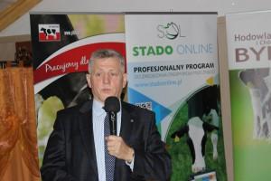 Prof. Jan Twardoń z UP we Wrocławiu, fot.Ł.Ch.