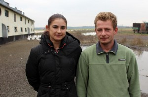 Helena i Rafał Polaczek przekonali się do hodowli gęsi kilka lat temu i wciąż rozwijają produkcję.