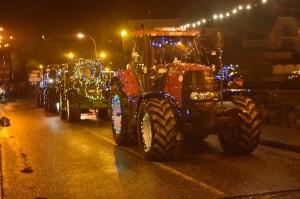 Już niebawem świąteczna parada traktorów