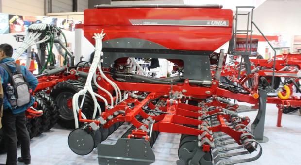 Unia prezentuje nowe maszyny: Fenix 4000/6 i MXL 120