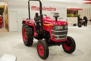 Mahindra fot. GS