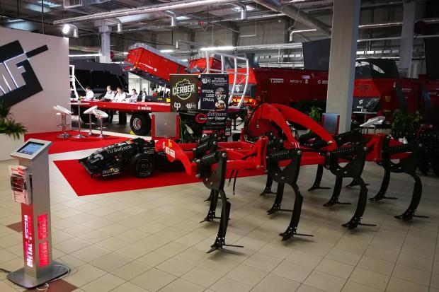 Metal - Fach zaprezentował swoją ofertę na targach rolniczych w Nadarzynie