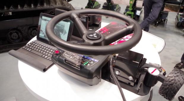 Precyzyjne prowadzenie ciągnika bez GPS?