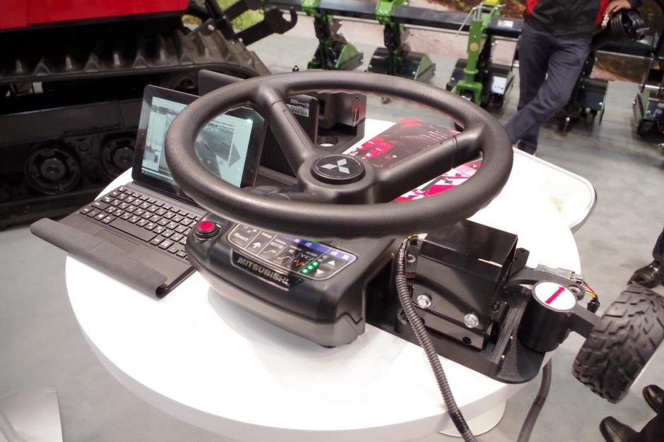 Mitsubishi SmartEye fot. GS