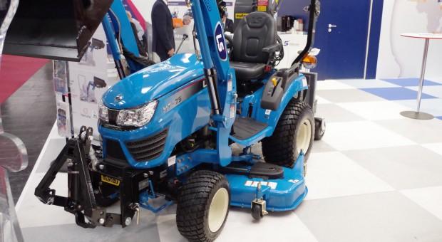 Najmniejszy ciągnik w ofercie LS Tractor