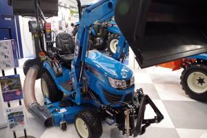 LS Tractor seria MT1 fot. GS
