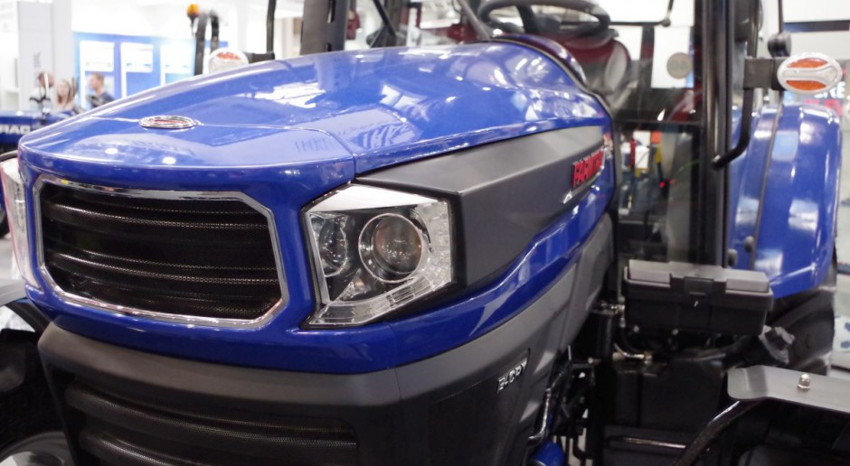 Nowa seria ciągników Farmtrac - NETS Pro