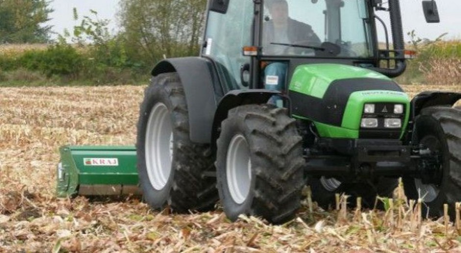 Nawozy azotowe przed niszczeniem resztek pożniwnych kukurydzy?