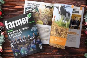 Farmer wciąż docenianym źródłem informacji dla rolników