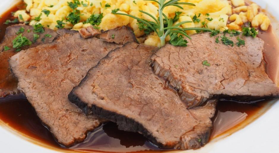 Rosjanie jedzą więcej mięsa