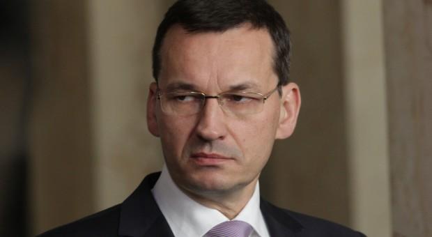 Morawiecki: Celem dopłaty dla polskich rolników sięgające średniej unijnej
