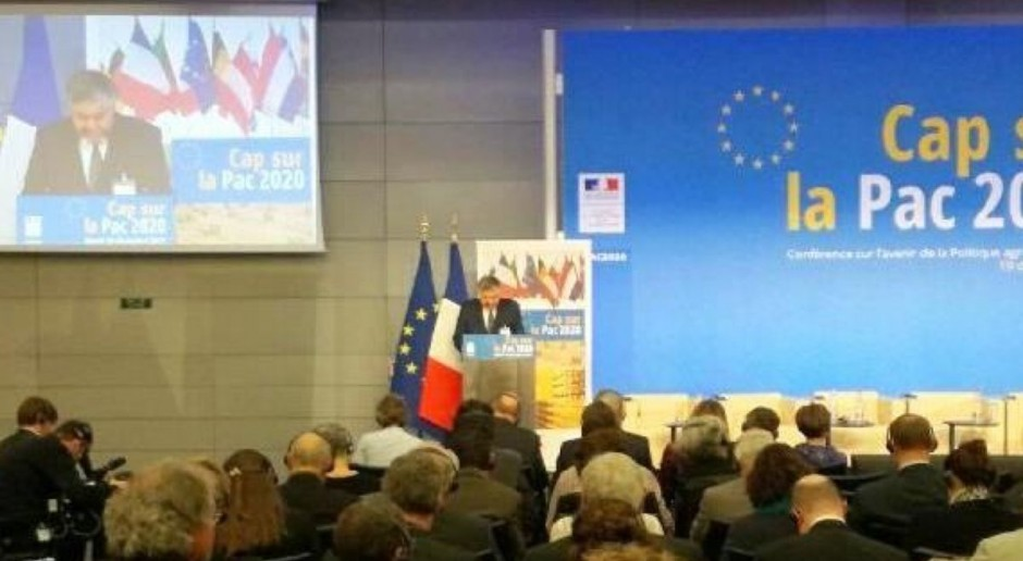 Minister Jurgiel w Paryżu o przyszłości europejskiego rolnictwa