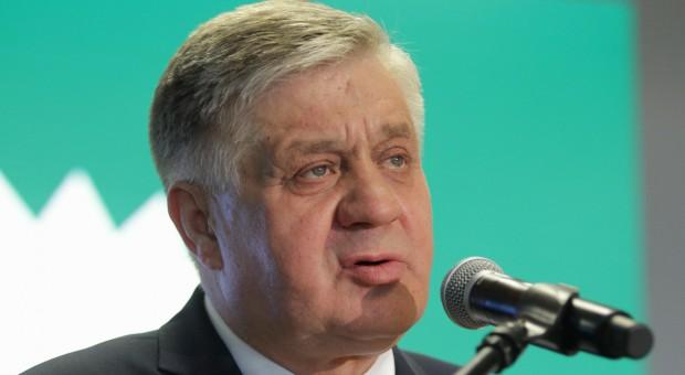 Jurgiel: Zielony Ład poczeka
