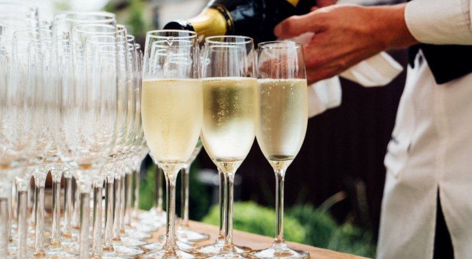 Produkcja wysokiej klasy szampana trwa ok. sześć lat