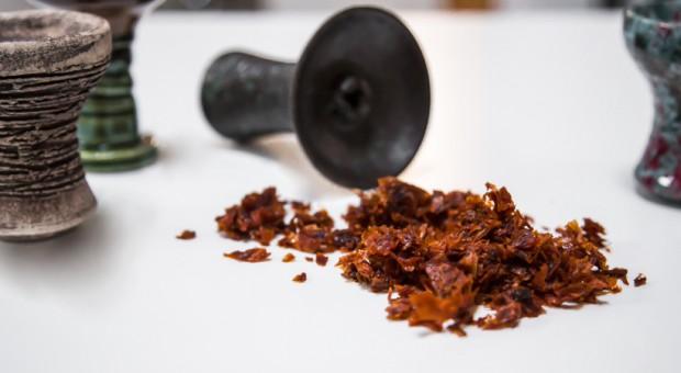 Zlikwidowano nielegalną fabrykę melasy tytoniowej