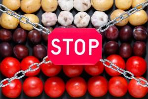 UE chce od Rosji odszkodowania za embargo na wieprzowinę