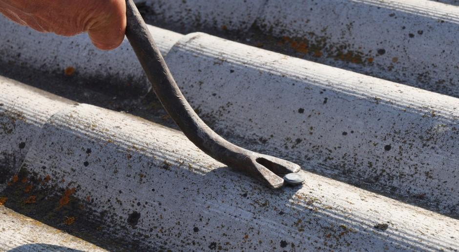 Dolnośląskie: Ruszył nabór wniosków na usuwanie azbestu