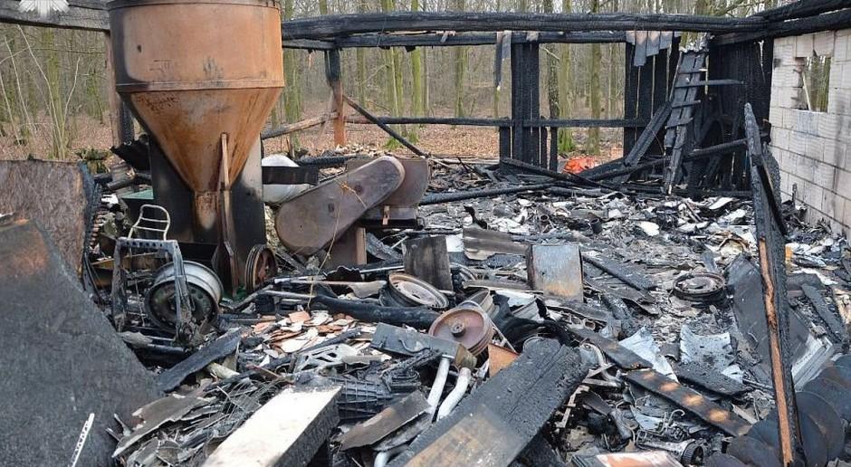 Płonęły sterty i stodoły. Podpalacze ujęci