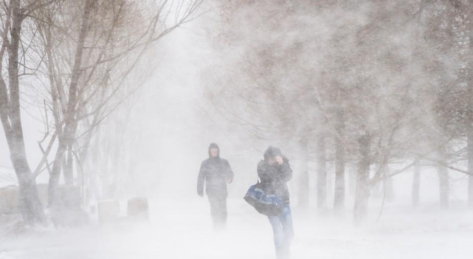 IMWG: Ostrzeżenie pogodowe dla 14 województw, najtrudniej na Podkarpaciu i w Małopolsce