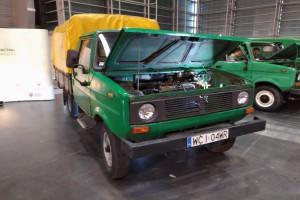 Tarpan polskie auto dla rolnika – 45 lat