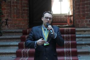 Narzędzia wspierające decyzyjność w gospodarstwie zaprezentował Radosław Ryder z Agrinavia Polska.