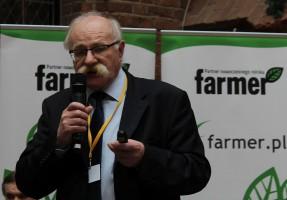 Stosowanie regulatorów wzrostu w zbożach i rzepaku było tematem wykładu inż. Adama Paradowskiego z Instytutu Ochrony Roślin.