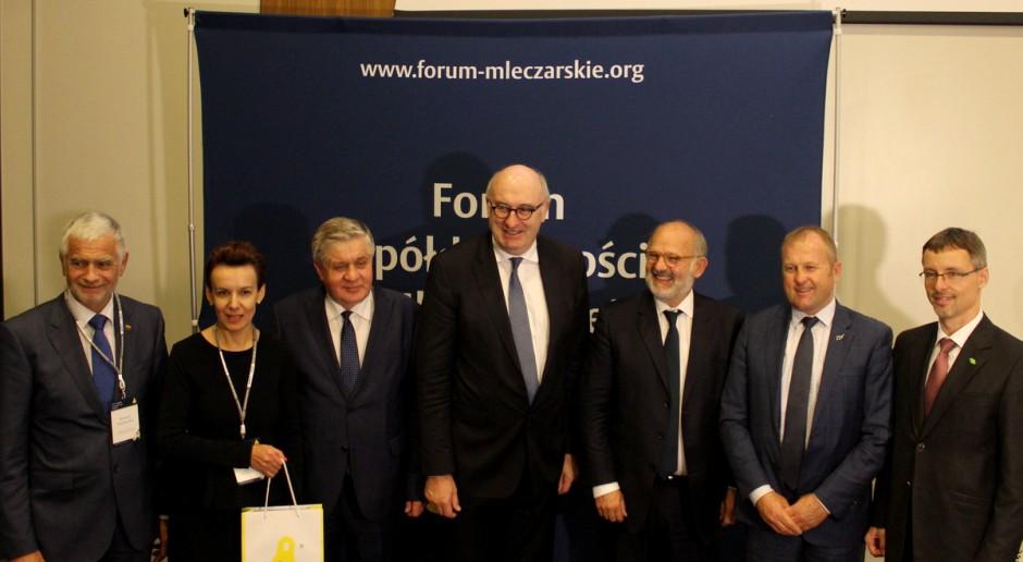 Przygotowania do XVI Forum Spółdzielczości Mleczarskiej